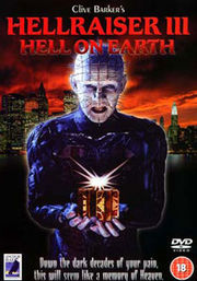 Hellraiser III: Hell on Earth Poster