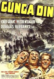 Gunga Din Poster