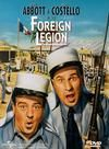 Abbott and Costello in the Foreign Legion Poster