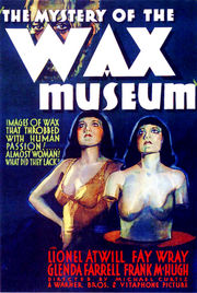 Mystery of the Wax Museum Poster