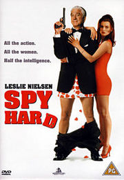 Spy Hard Poster