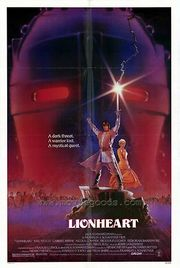 Lionheart Poster