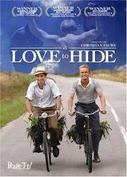 A Love to Hide Poster