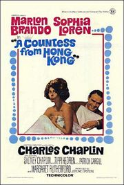 A Countess from Hong Kong Poster