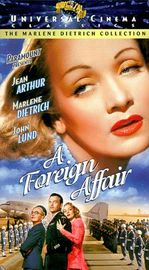 A Foreign Affair Poster