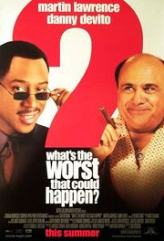 What&#039;s the Worst That Could Happen? Poster