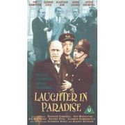 Laughter in Paradise Poster