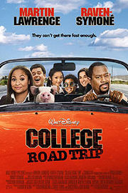 College Road Trip Poster