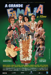 A Grande Famlia - O Filme