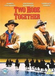 Two Rode Together Poster