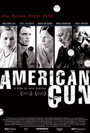 American Gun Poster