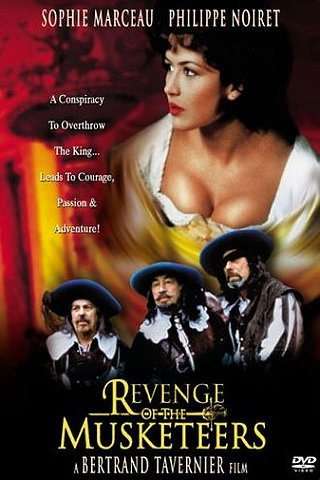 Revenge of the Musketeers (Fille de d'Artagnan, La)(D'Artagnan's Daughter)