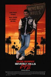 Beverly Hills Cop II Poster