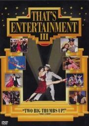 That's Entertainment! III Poster