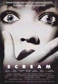 Scream poster & wallpaper