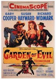 Garden of Evil Poster