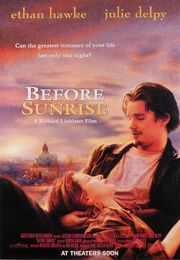 Before Sunrise Poster