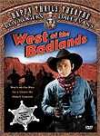 West of the Badlands