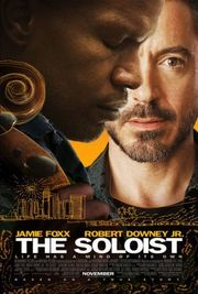 The Soloist Poster