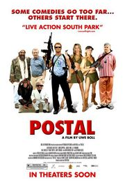 Postal Poster