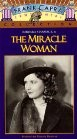 The Miracle Woman Poster