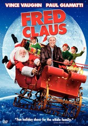Fred Claus film poster