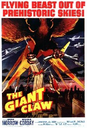 The Giant Claw Poster
