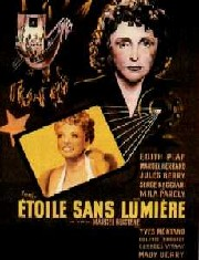 toile sans lumire, (Star Without Light )