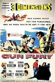 Gun Fury Poster