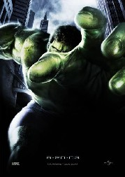 Hulk Poster