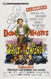 The Ghost and Mr. Chicken Poster