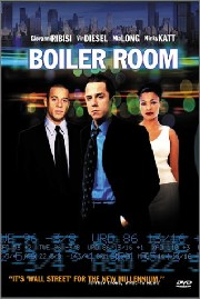 Boiler Room Poster