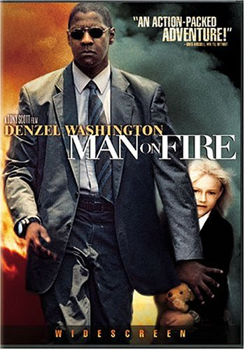 Poster del film Man on fire