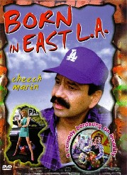 Born in East L.A. Poster