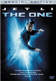 The One poster Jet Li Gabe/Yulaw/Lawless