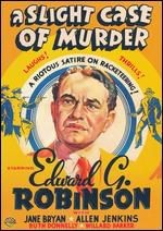 A Slight Case of Murder Poster