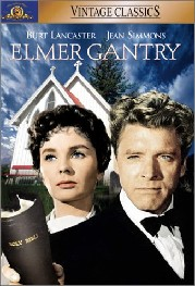 Elmer Gantry Poster