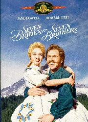 Seven Brides for Seven Brothers Poster