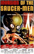 Invasion of the Saucer Men (Invasion of the Hell Creatures)(Spacemen Saturday Night)