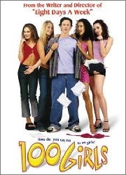 100 Girls Poster