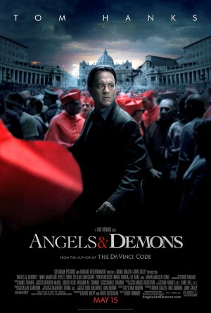 Poster del film Angeli e Demoni