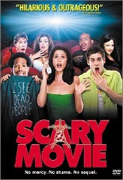 Scary Movie poster Shawn Wayans Ray