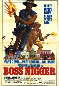 Boss Nigger (The Black Bounty Killer) poster & wallpaper