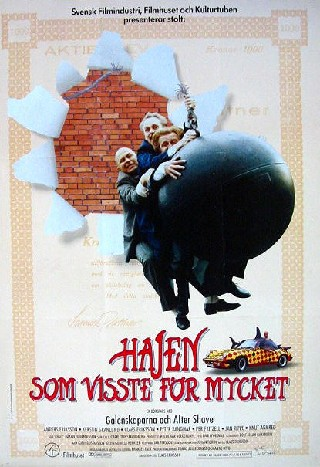 Hajen som visste f�r mycket (The Shark Who Knew Too Much)