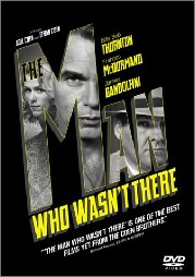 The Man Who Wasn&#039;t There Poster