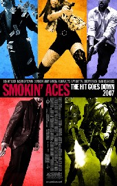 Smokin&#039; Aces Poster