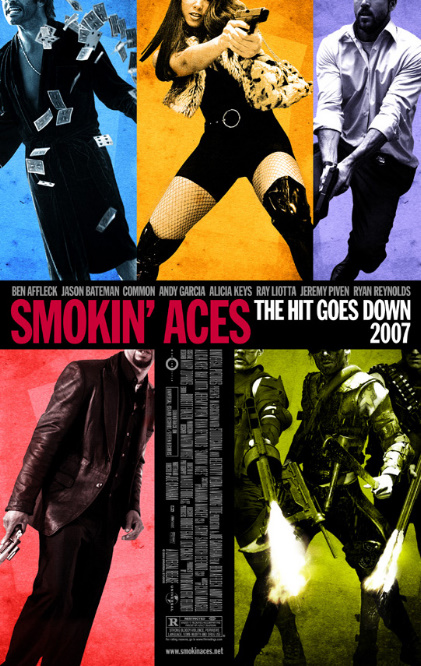 Poster del film Smokin' Aces