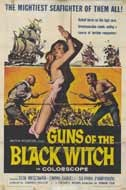 Il Terrore dei mari (Guns of the Black Witch)