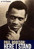 Paul Robeson - Here I Stand