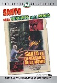 Santo en la Venganza de la Momia